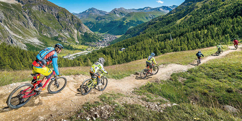 Incredible biking routes for all abilities